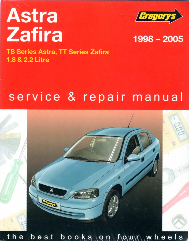 2005 holden astra owners manual