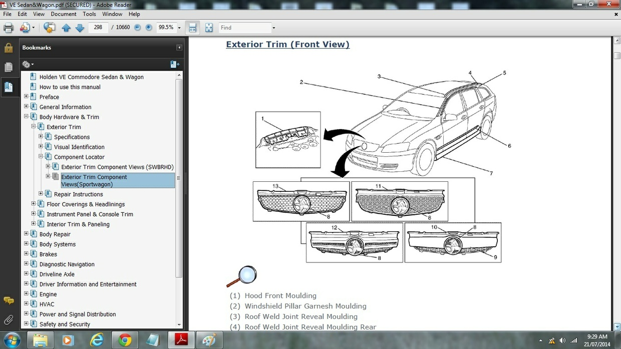 Vy commodore workshop manual pdf