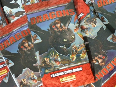 Where to buy how to train your dragon trading cards
