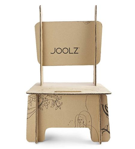 cardboard usable chairs to make with instructions