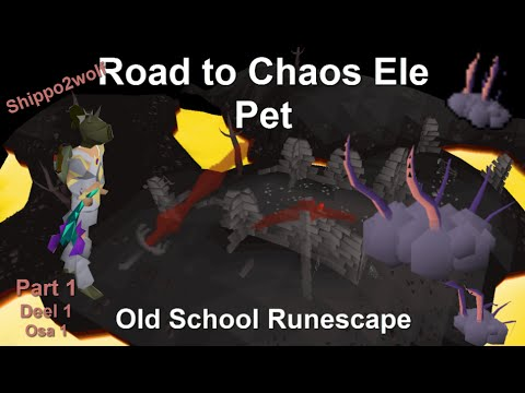 Chaos elemental melee guide osrs