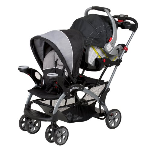 baby trend sit and stand stroller manual