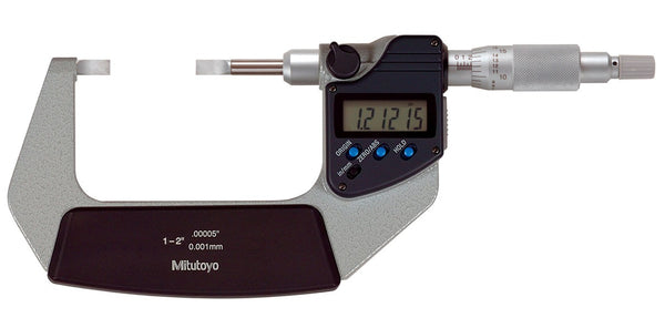 mitutoyo coolant proof micrometer instructions
