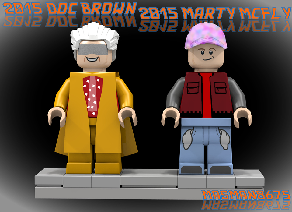 lego dimensions back to the future instructions hoverboard