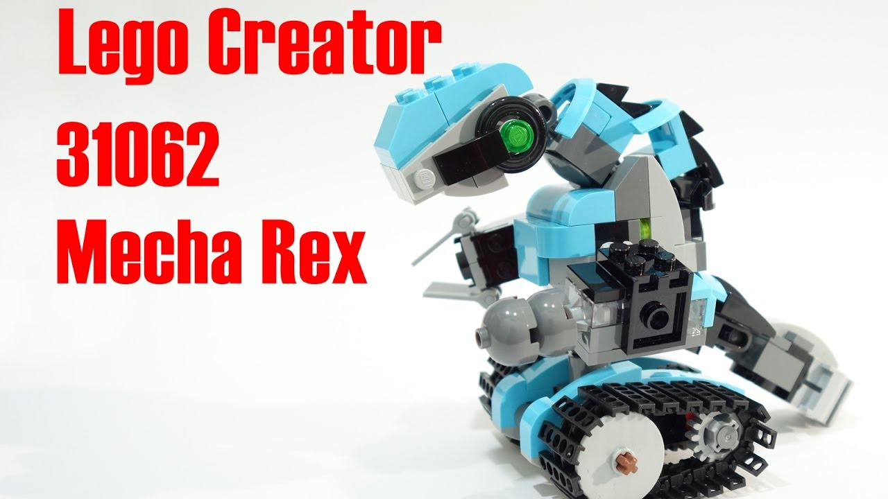 lego creator t rex instructions