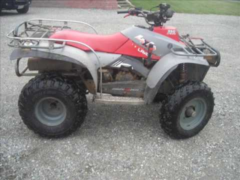 1992 polaris trail boss 350l 4x4 manual