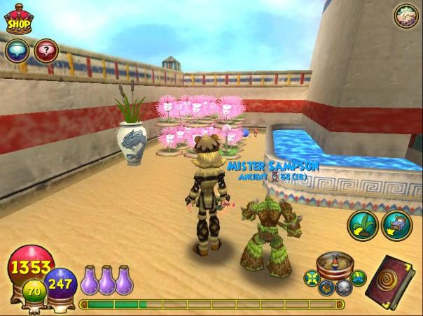 W101 how to get good drops in nightshade