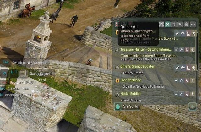 Redstone online main quest guide