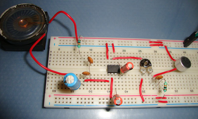 386 op amp instructable