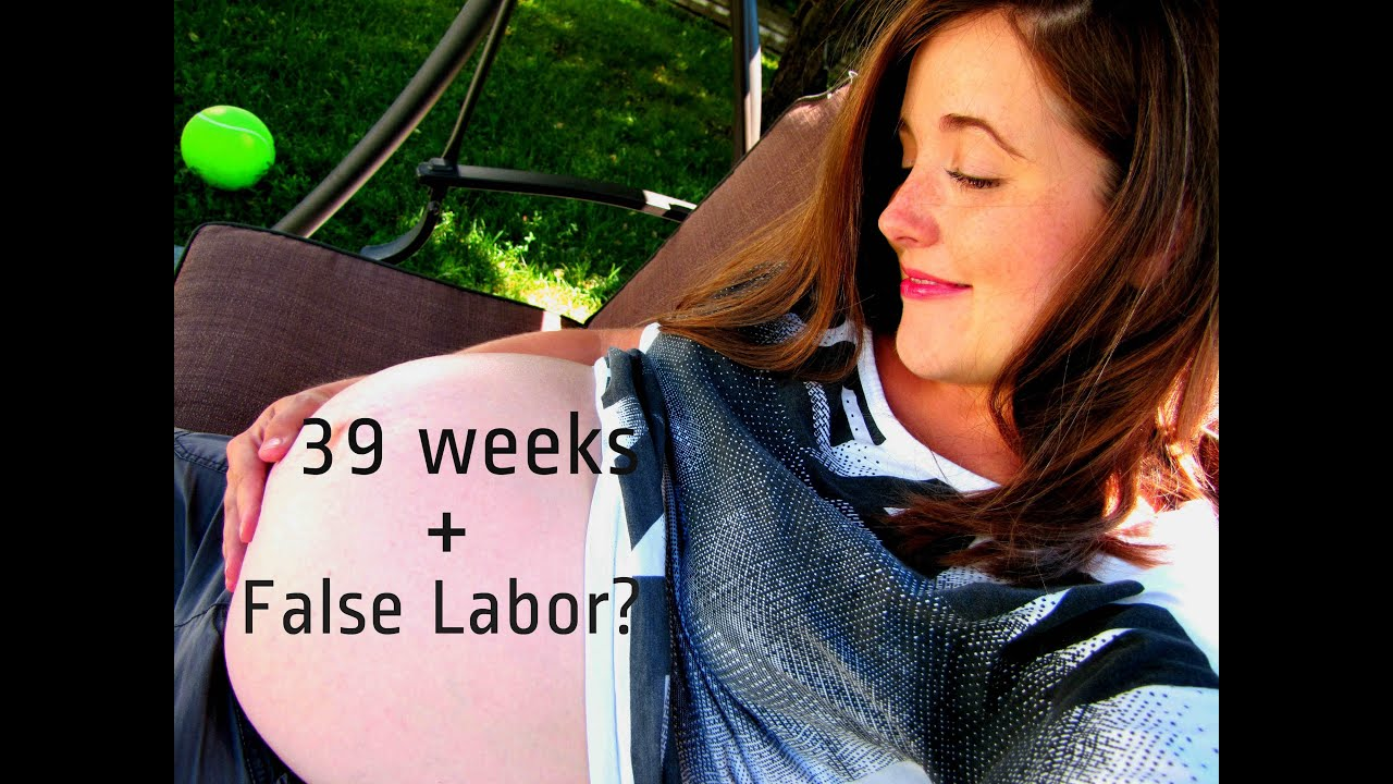 40 week pregnancy how to know labor started