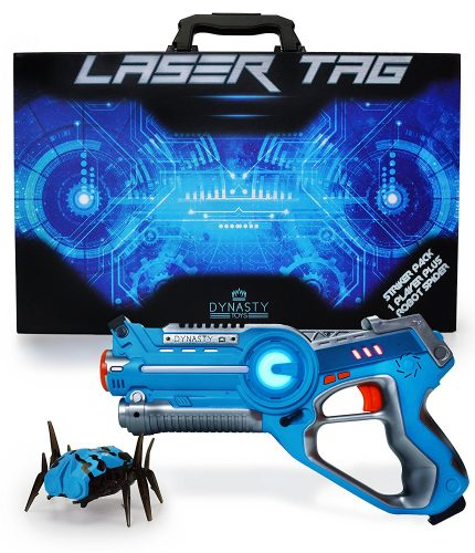 dynasty toys laser tag instructions