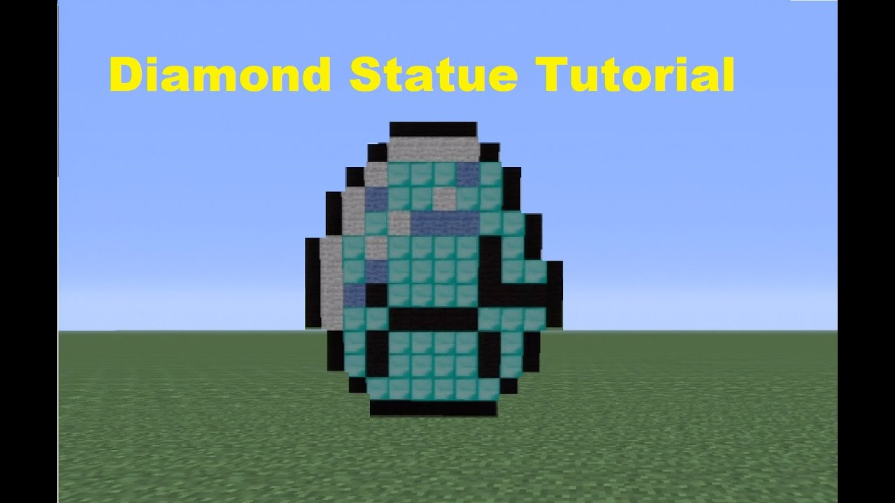 Minecraft how to make diamonds