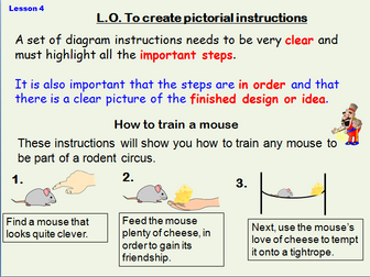 bad instructions examples ks2