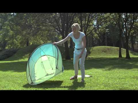 babymoov anti uv tent folding instructions