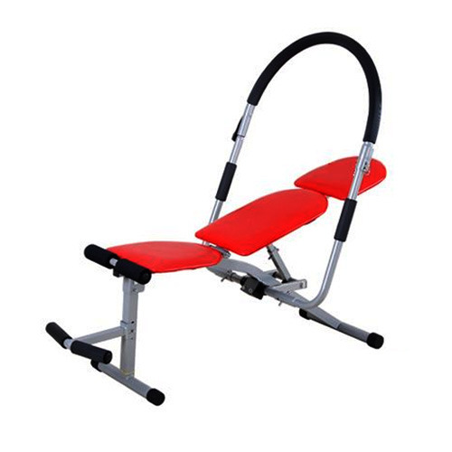 Rowing action exerciser instructions