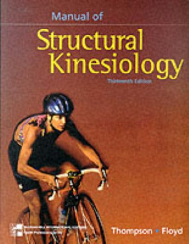 Manual of structural kinesiology 19th edition pdf