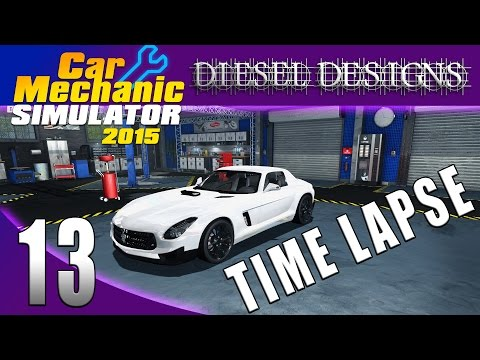 Car mechanic simulator 2018 how to put engine together