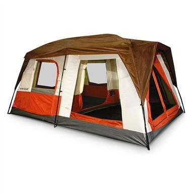 timberline 10p vacation home tent instructions