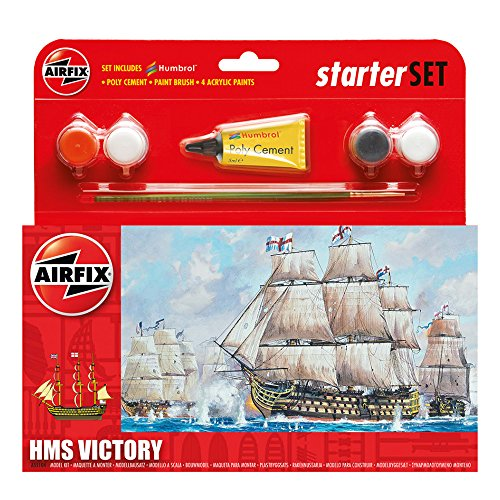 airfix hms victory instructions