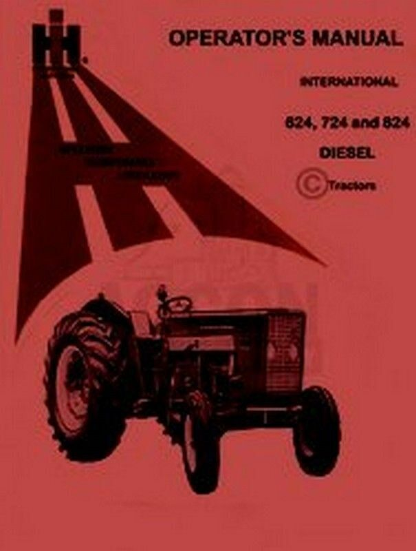 International 454 tractor manual free download