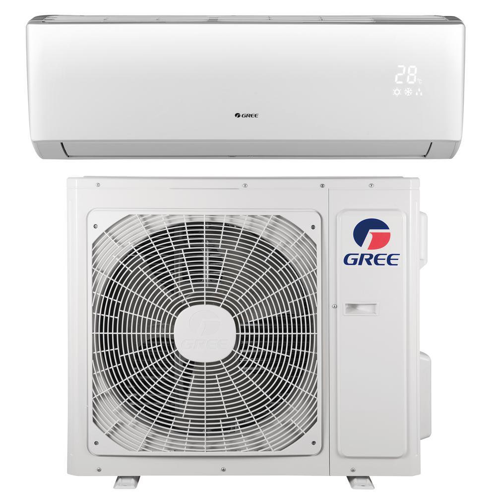 gree split system air conditioner manual