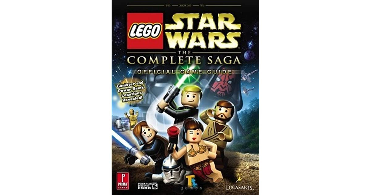 Lego star wars the complete saga game guide