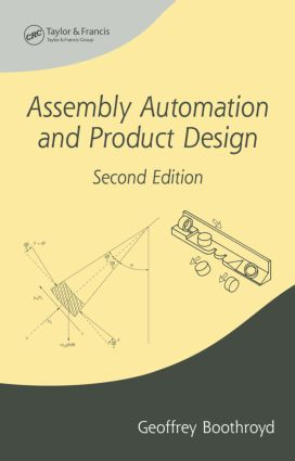 Product design for manufacture and assembly solution manual