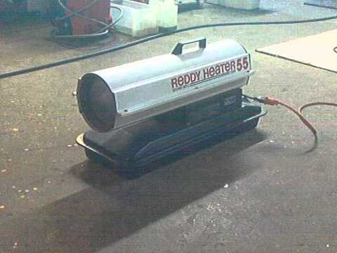 Reddy heater 60 manual
