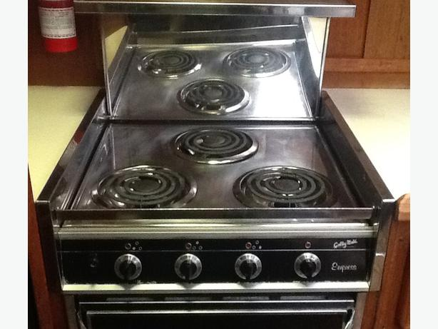 seaward princess electric stove manual