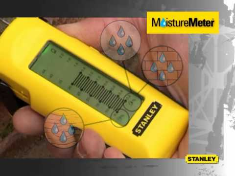 stanley moisture meter 0 77 030 instructions