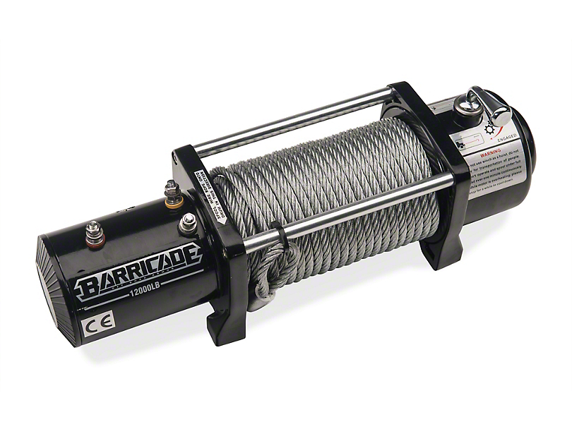 trail fx 12000 winch instructions