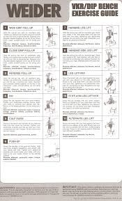 weider multi gym assembly instructions